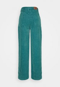 BDG Urban Outfitters - MODERN BOYFRIEND  - Bukse - teal - 1