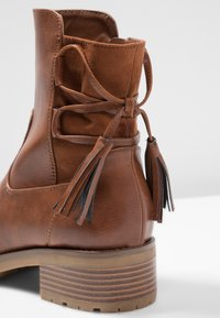 Anna Field - Lace-up ankle boots - cognac - 2
