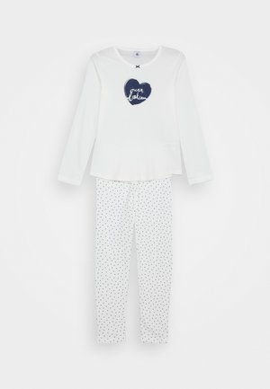 LILIA PYJAMA - Pyjama - marshmallow/medieval