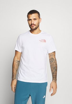 GRAPHIC TEE - Print T-shirt - white
