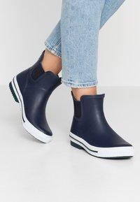 Vero Moda - VMANDREA BOOT - Wellies - navy blazer - 0
