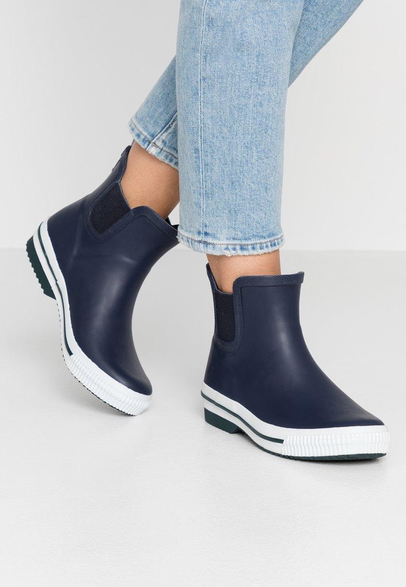 Vero Moda - VMANDREA BOOT - Wellies - navy blazer
