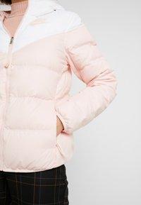 Nike Sportswear - FILL - Light jacket - white/echo pink - 5