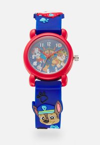 Kidzroom - HORLOGE PAW PATROL KIDS TIME UNISEX - Watch - navy - 0