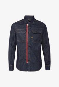 G-Star - UTILITY ZIP REGULAR - Shirt - rinsed - 0