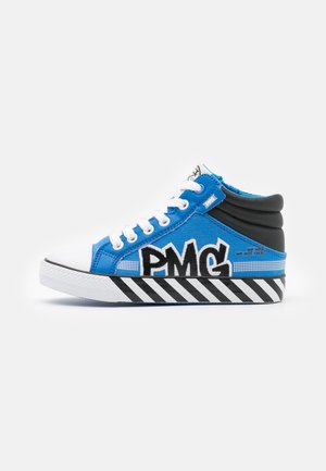 High-top trainers - royal/ner