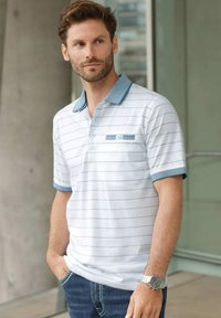 Babista - Polo shirt - weiß,blau - 0