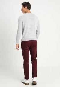 Napapijri - DUEVILLE  - Sweter - medium grey melange - 2