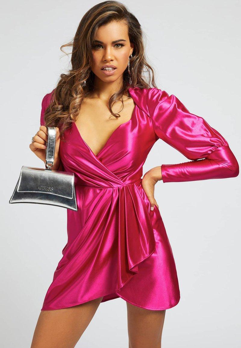 Guess - Handbag - silber