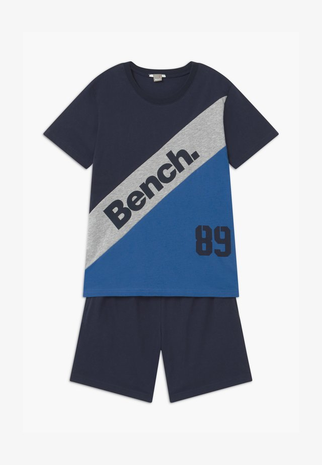 SHORT - Pyjama set - blue