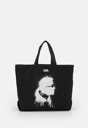 EXCLUSIVE IKONIK TOTE - Shopper - black