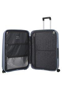 Titan - XENON - Wheeled suitcase - bluestone - 4