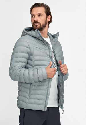 ALBULA  - Winter jacket - granit
