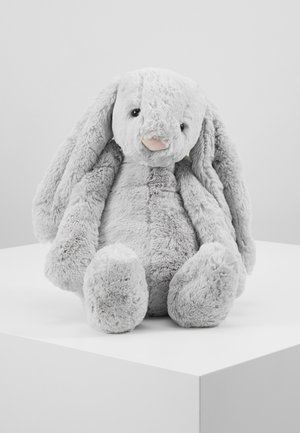 BASHFUL BUNNY - Cuddly toy - grey