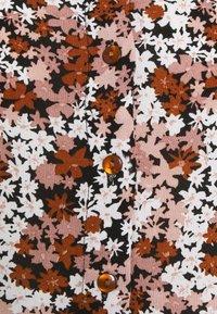 Pieces Petite - PCFRIDINEN DRESS - Shirt dress - mocha bisque - 5