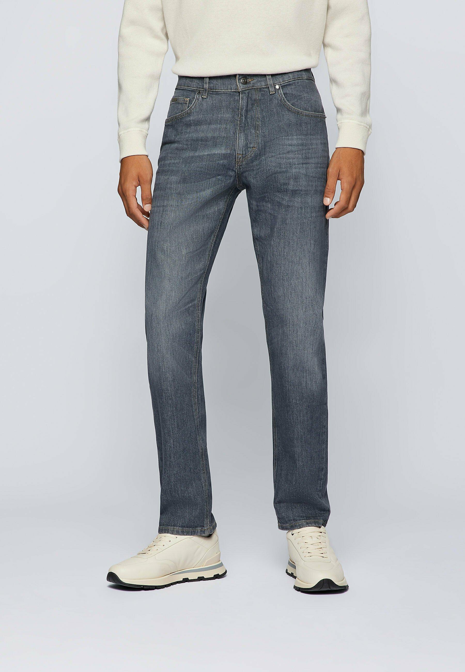 Uomo ALBANY - Jeans slim fit