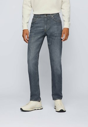 ALBANY - Jeans slim fit - grey