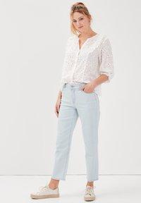 BONOBO Jeans - Blouse - ecru - 1