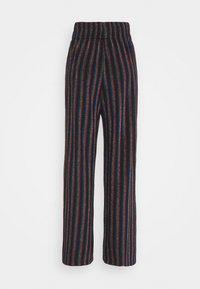 Olivia Rubin - MARIE - Trousers - metallic stripe - 1