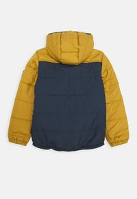 Jack Wolfskin - THREE HILLS JACKET KIDS - Winter jacket - night blue - 1