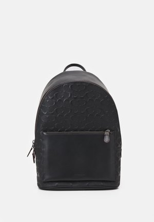 METROPOLITAN SOFT BACKPACK UNISEX - Rucksack - black