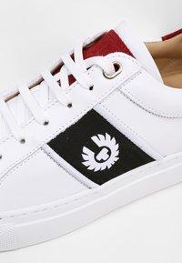 Belstaff - DAGENHAM PHOENIX - Trainers - white/red - 2