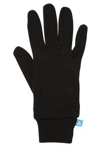 ODLO - WARM  - Rękawiczki pięciopalcowe - black - 1