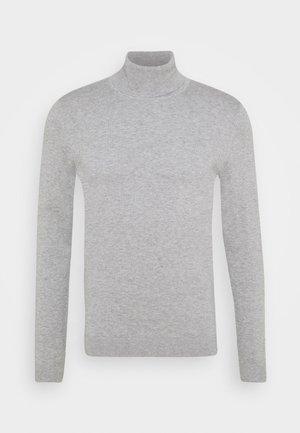 Jumper - light soft grey melange