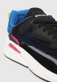 Diesel - SERENDIPITY - Trainers - black/blue - 4
