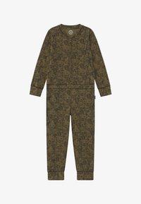 Claesen's - BOYS ONEPIECE - Pyjamas - khaki - 2