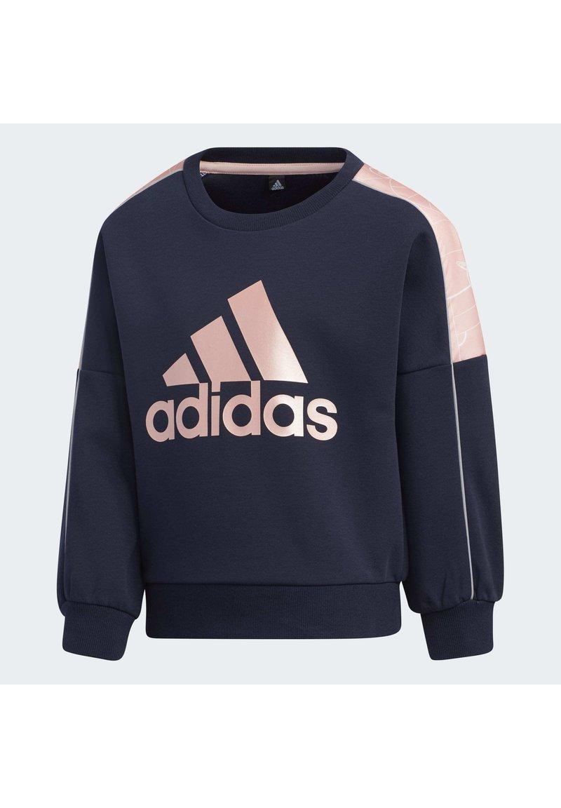 adidas Performance - LIGHTWEIGHT  - Sweater - blue