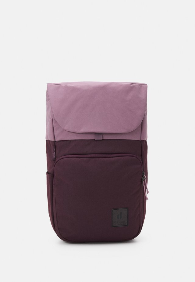 SYDNEY UNISEX - Ryggsekk - aubergine/grape