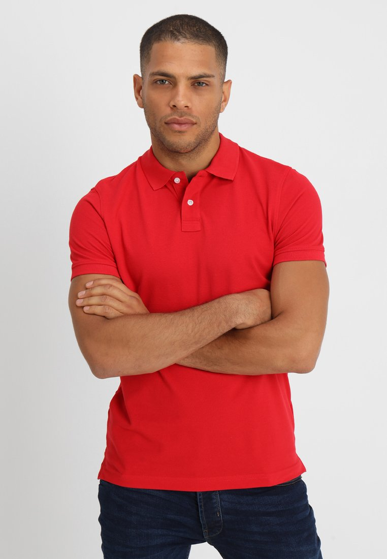 Pier One - Polo shirt - red