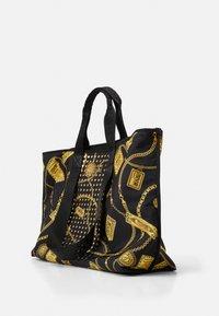 Versace Jeans Couture - Velká kabelka - black - 4