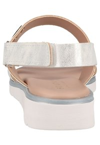 Scapa - Wedge sandals - silver - 2