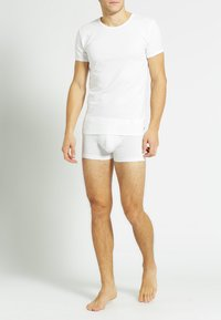 Tommy Hilfiger - 3 PACK - Undershirt - black/grey heather/white - 0