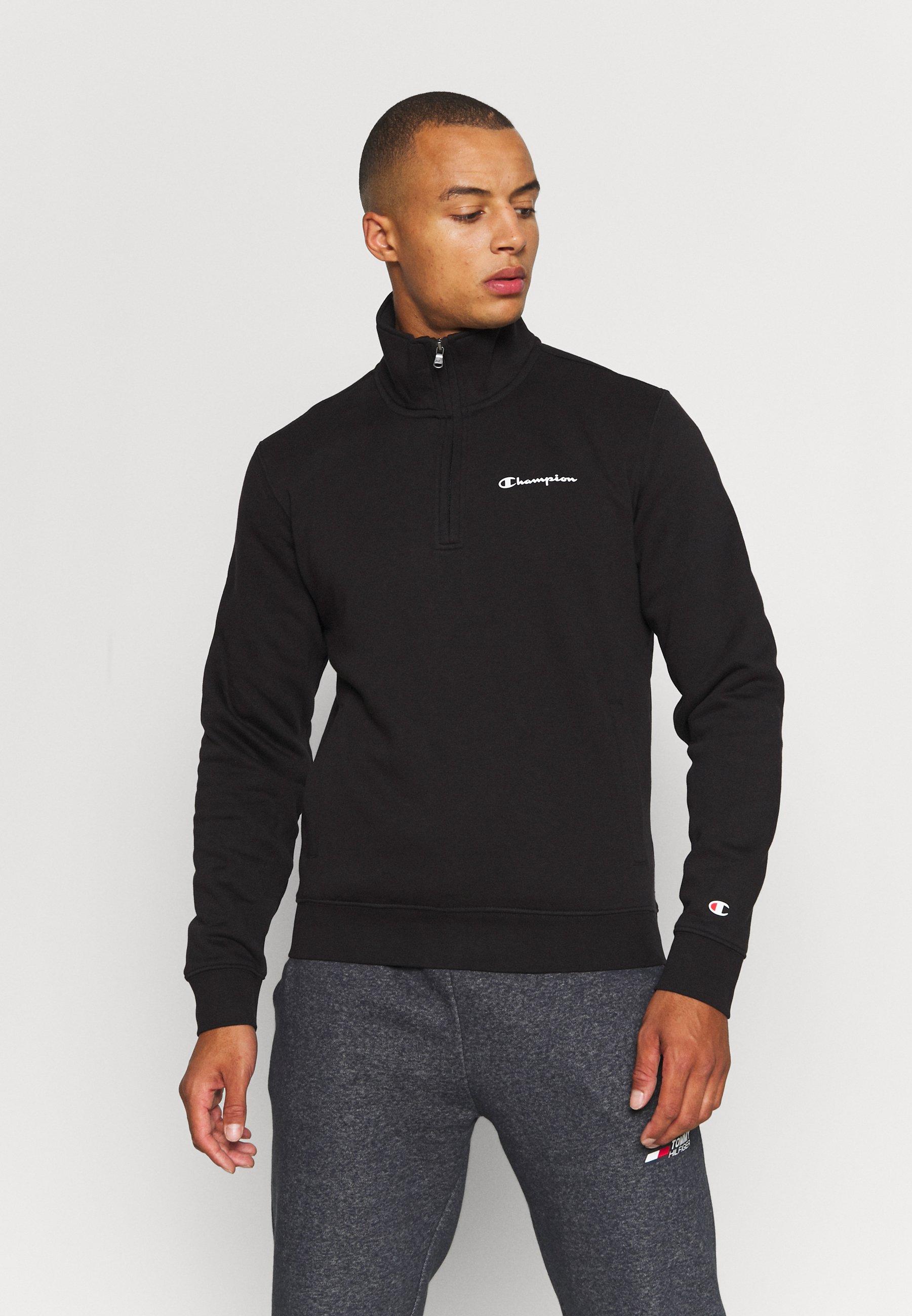 Men HALF ZIP - Sweatshirt