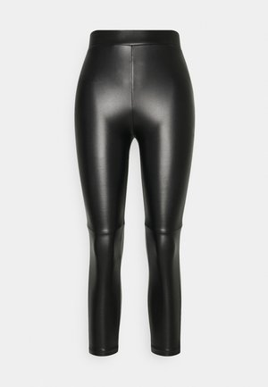 LAKE - Leggings - Trousers - black
