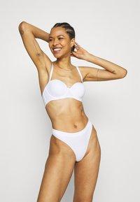 Anna Field - 2 PACK - T-shirt BH - white/nude - 0