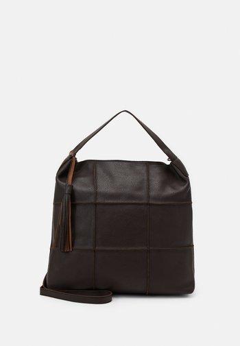 AMEY - Tote bag - brown