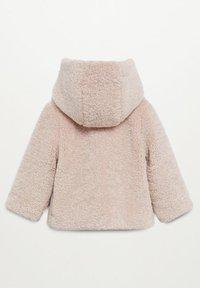 Mango - CAPI - Winter jacket - rosa - 1