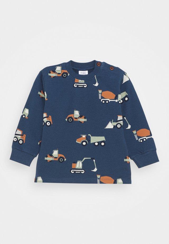 STAN - Sweatshirt - blue