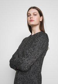 ONLY - ONLMAYA COATIGAN - Kort kåpe / frakk - black - 3