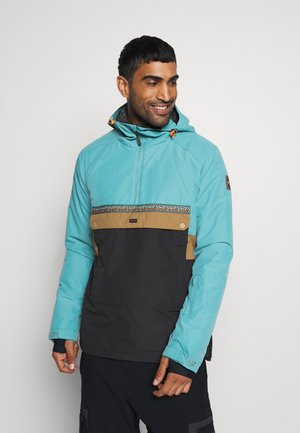 STALEFISH - Snowboard jacket - spray blue