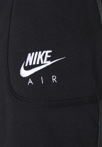 Nike Sportswear - AIR - Pantaloni sportivi - black/dark smoke grey/white - 3