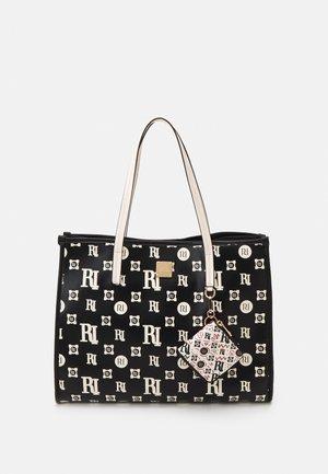 SET - Tote bag - black