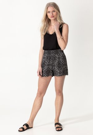 ABBIE - Shorts - black