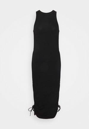 ENSTEVIA DRESS - Jersey dress - black