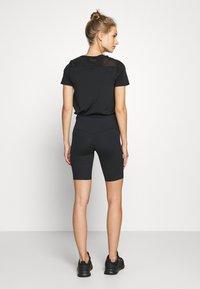Hunkemöller - CYCLING SHORTS - Sports shorts - black - 2
