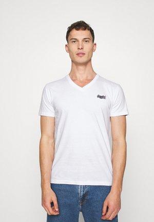 CLASSIC TEE - Basic T-shirt - optic